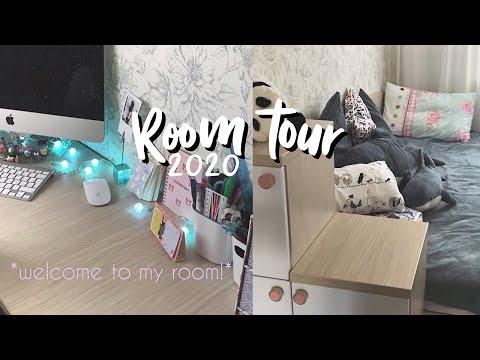 ROOM TOUR 2020 // Моя Комната