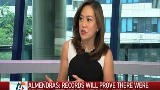 Almendras: Nothing wrong with Duterte's talks with China