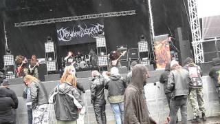 Dawn of Disease live @ Death Feast Open Air 2011