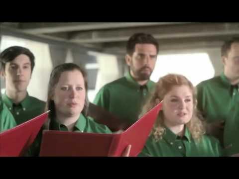 Blossom Street Singers - Eddie Stobart Trailer - www.clinicagency.com