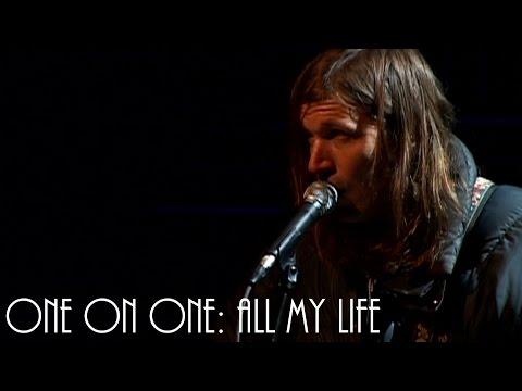 ONE ON ONE: Evan Dando - All My Life January 30th, 2010 Joe's Pub, NYC