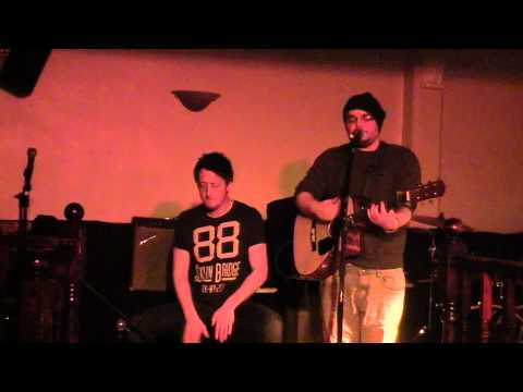 Mark Rowland and Conor Maher at Quiet Riot Beverley