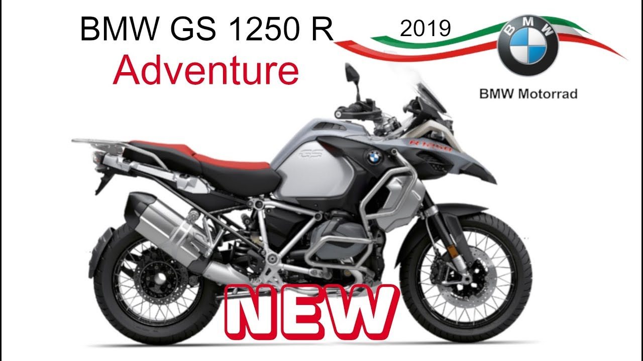 bmw gs 1250 adventure novita 39 2019 youtube. Black Bedroom Furniture Sets. Home Design Ideas
