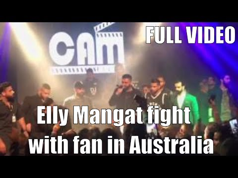 (Full VIdeo) Elly Mangat Fight With Fans In Australia