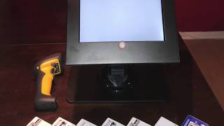SSICA Kiosk to Scan ID Cards