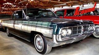 1962 Oldsmobile Starfire 394 Ultra-High Compression Rocket V8