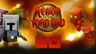 Realm of the Mad God #020 - Der Paladin macht alle hin