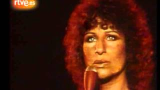 barbra streisand evergreen academy awards 1977
