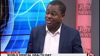 Most Mental illness go undetected and untreated - WHO (10-10-18)