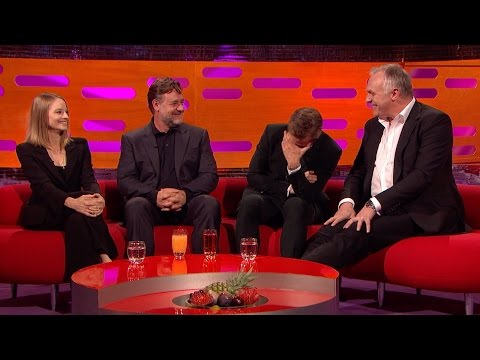Greg Davies' Bad Day At The Office – The Graham Norton Show: Series 19 Episode 9 – BBC One