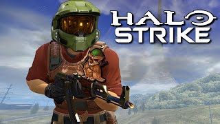 Counter-Strike but it's Halo