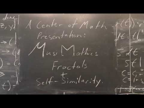 Musimathics: Fractals & Self-Similarity (Part 10)