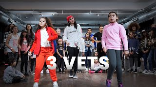 The Future Kingz - 3 VETS | Kids Dance Choreography
