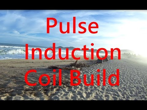 Low Cost Pulse Induction Coil Build