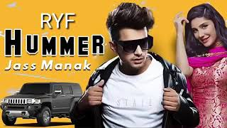 Hummer - Jass Manak Feat Sawalina - New Video by Punajbi movies production