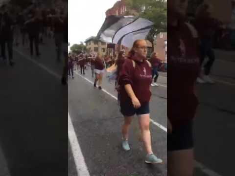 Pottsgrove Middle School at Memorial Day Parade