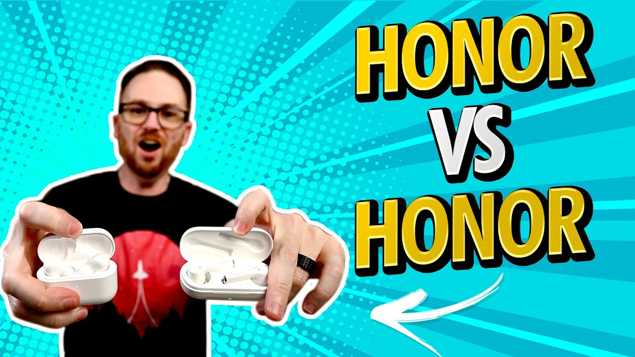 Honor Magic Earbuds (FlyPods 3) Vs Honor Choice True Wireless