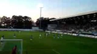 Tor zum 3-1 Titelgewinn - U19-EM-Finale Deutschland - Italien in Jablonec
