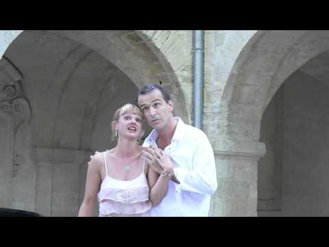 "Marie-Béatrice HUSER - Bernard ZENDRINI : La Traviata - ""Parigi, o Cara"""