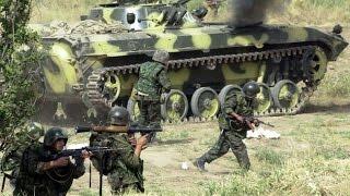 СМОТРЕТЬ ВСЕМ! Военные учения на полигоне Ашулук. Украина, новости сегодня, Путин