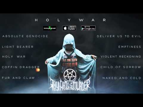 THY ART IS MURDER - Holy War (OFFICIAL FULL ALBUM STREAM)