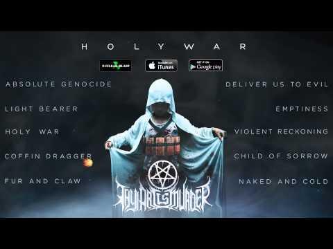 THY ART IS MURDER - Holy War (OFFICIAL FULL ALBUM STREAM)