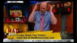 Mad Money Host Jim Cramer: Don
