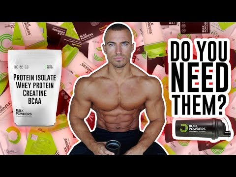 Can you take creatine and whey protein in the same day