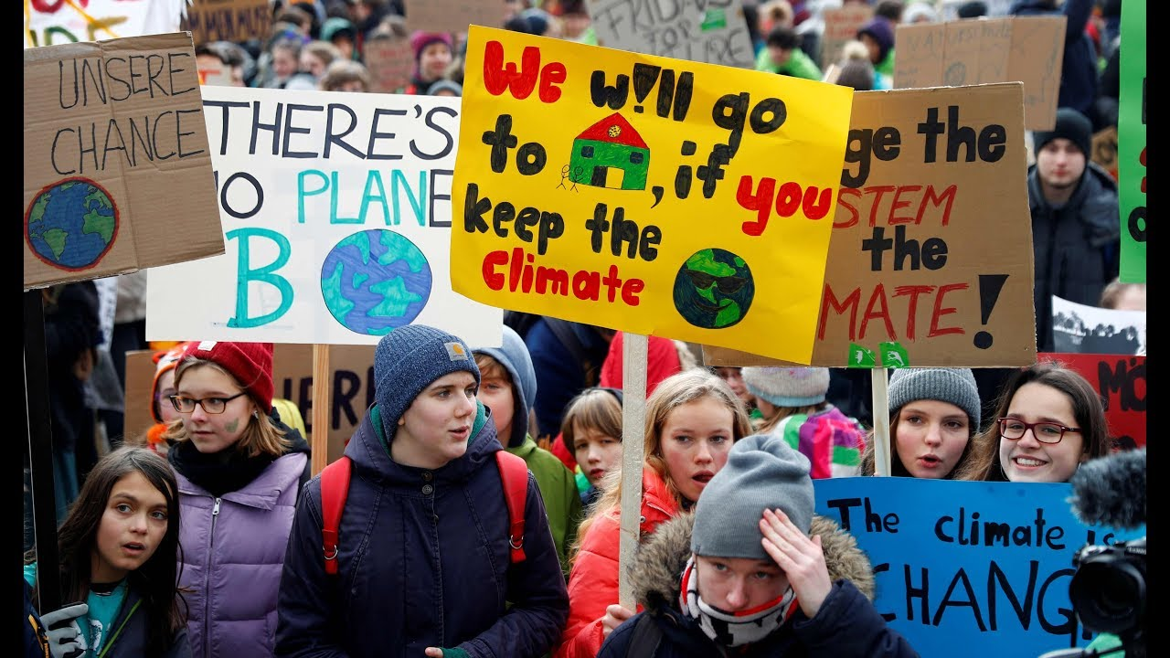 Friday For Future: WELT-DOKUMENT: Fridays For Future