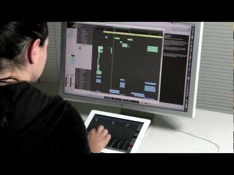 V-Control Pro with Logic Pro