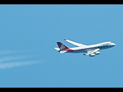 Awesome air traffic cockpit video ✈ A380 B747 B777
