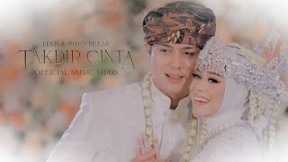 Lesti & Rizky Billar - Takdir Cinta | Official Music Video