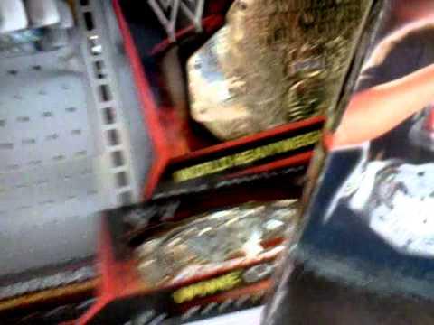 WWE Toys At Toys R Us READ DESCRIPTION