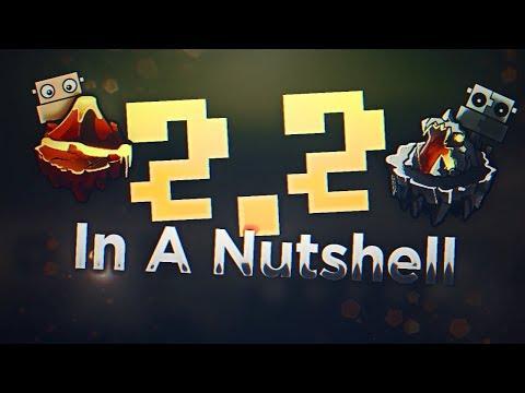 Geometry Dash 2.2 in a NUTSHELL - [ Parody ]