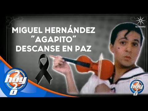 Muere el actor Miguel Hernández 'Agapito' | Hoy