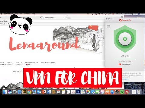 HOW TO DEAL WITH THE CHINESE INTERNET (VPN Q&A)