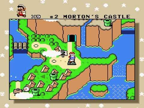 [TAS] SNES Super Mario World 96 Exits By Bahamete, Kaizoman666 & Masterjun In 1:14:37.63