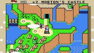 [TAS] SNES Super Mario World '96 exits' by bahamete, Kaizoman666 & Masterjun in 1:14:37.63