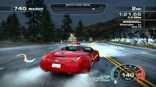Need for Speed Hot Pursuit ~ Racer Gameplay~ Sports Car Named Desire