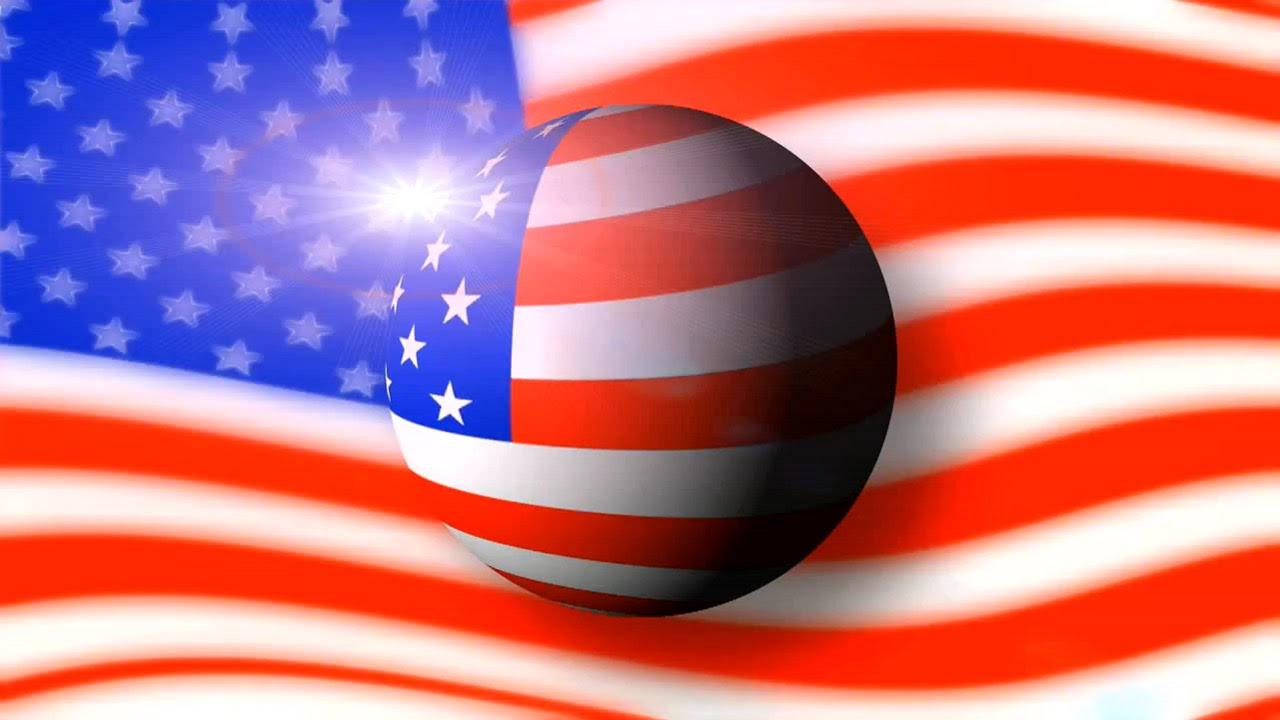American Flag 3D Live Wallpaper