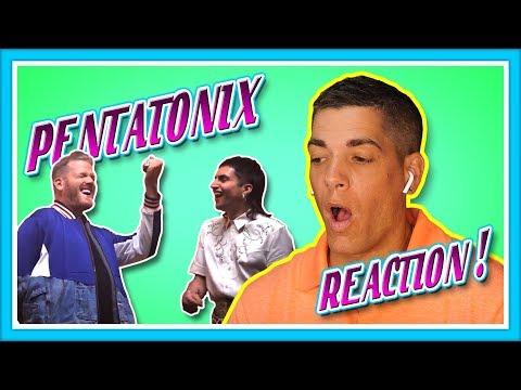 Скачать Pentatonix Reaction   The World Tour 2019 Special Episode -  смотреть онлайн - Видео