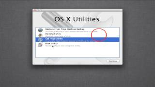 OS X - Boot to the Recovery Partition in Lion/Mountain Lion