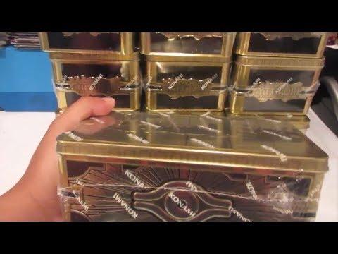 Yugioh Mega Tin 2019 Case Opening!