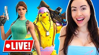 *LIVE* Duos with Typical Gamer! (Fortnite Season 6)