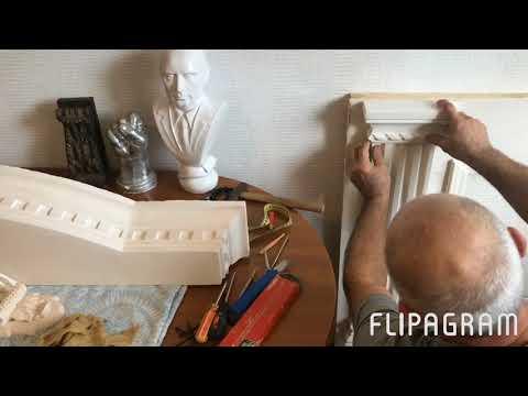 Установка фальш -камина в квартире