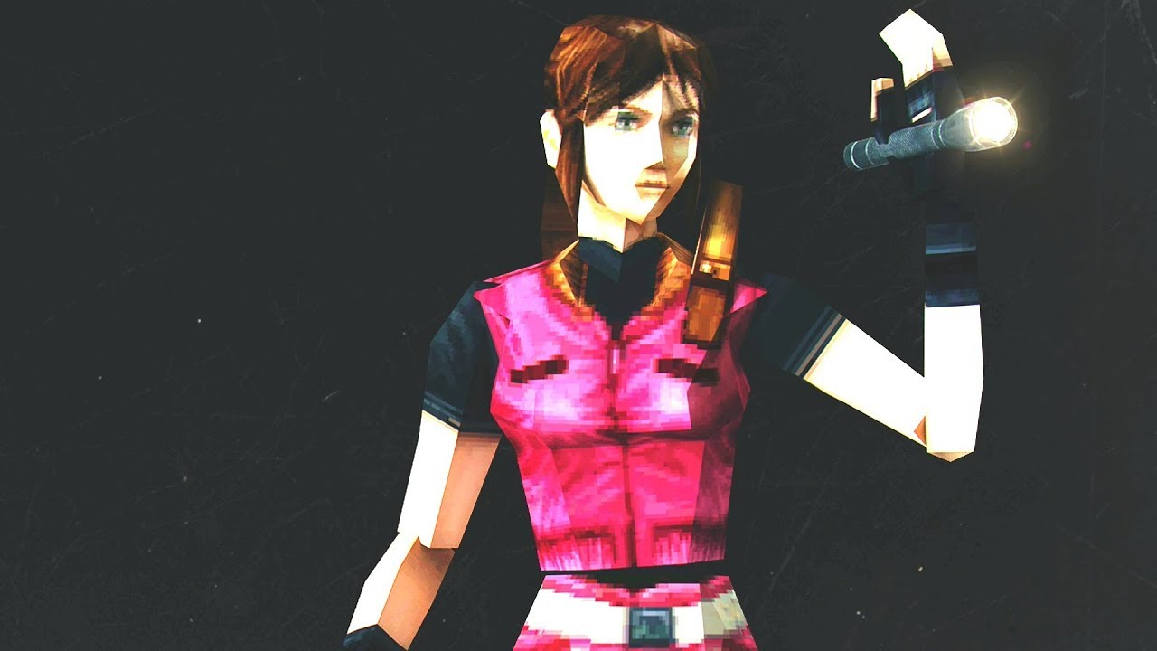 Resident Evil 2 Remake Claire 98 Classic Costume Gameplay Free