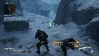 Uncharted 4  ко-оп выживание, часть1. крушение поезда