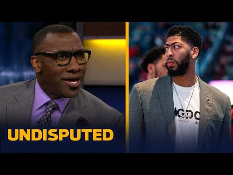 Anthony Davis has not 'failed' despite lack of playoff success — Shannon Sharpe | NBA | UNDISPUTED