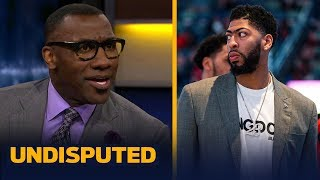 Anthony Davis has not 'failed' despite lack of playoff success - Shannon Sharpe | NBA | UNDISPUTED