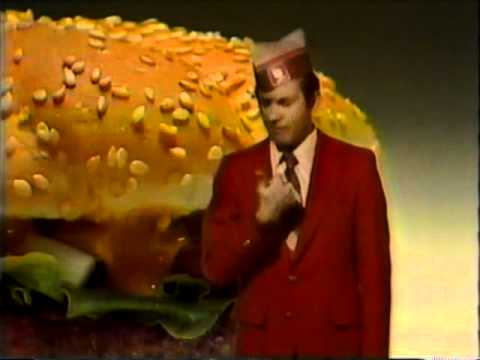 Jack in the Box  jumbo meal deal 1979